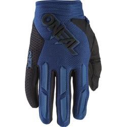 Photo of Oneal Element 2 Motocross Gloves Blue M O'Neal