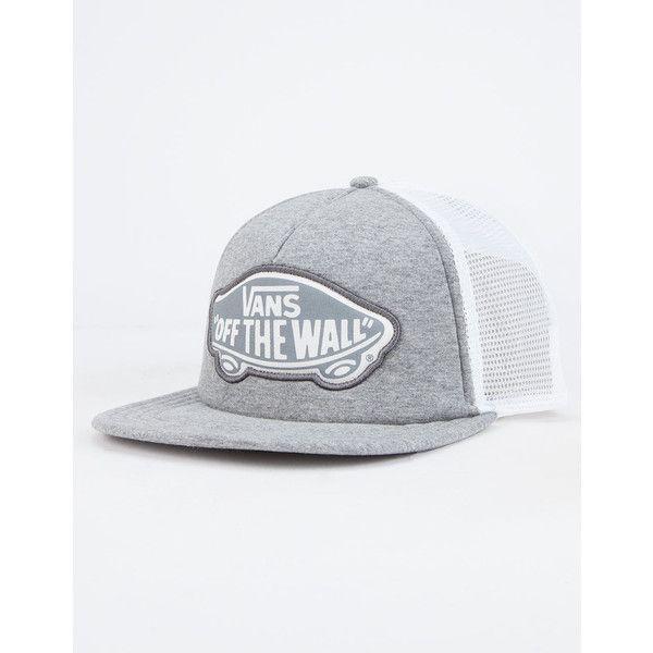 Vans Beach Girl Womens Trucker Hat ($20) ❤ liked on
