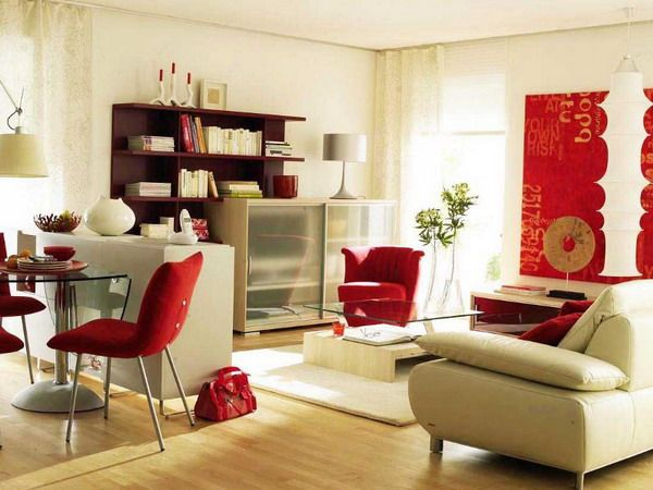Modern Living And Dining Areas Combo Living Rooms Pinterest