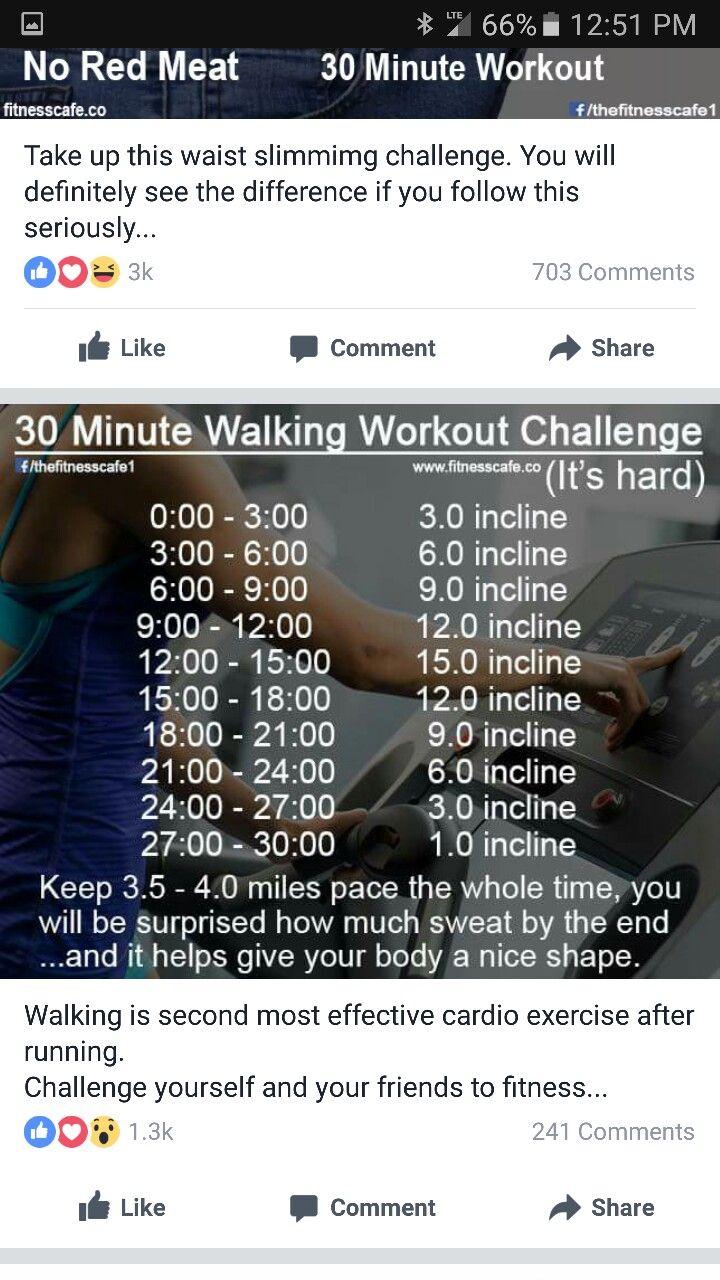Pin by Lisa Ausherman on Fitness Ideas | Walking exercise ...