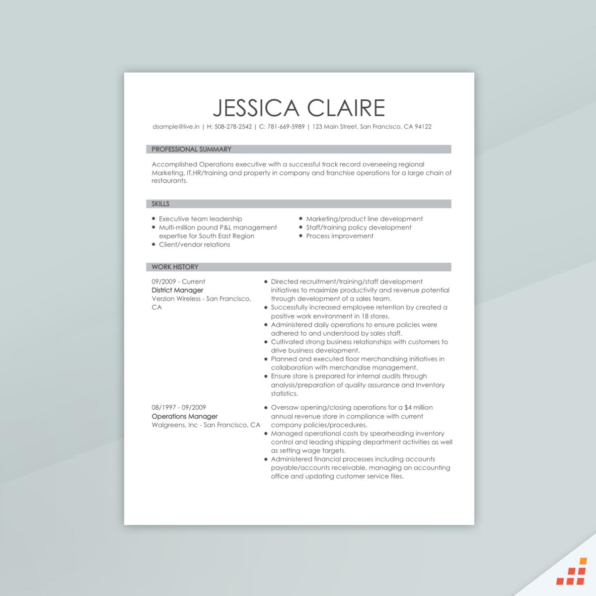 Professional Resume Template Resume Advice Resume Writing Tips Resume Tips