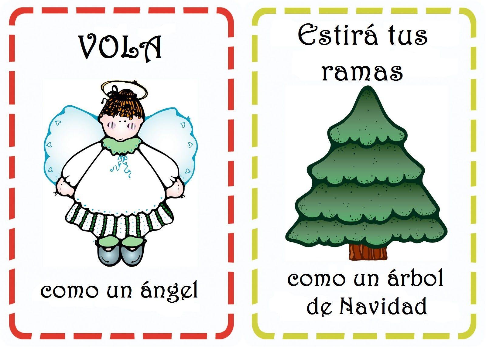 Tiempo de música, Primaria, Navidad - Singing time, Primary, Christmas