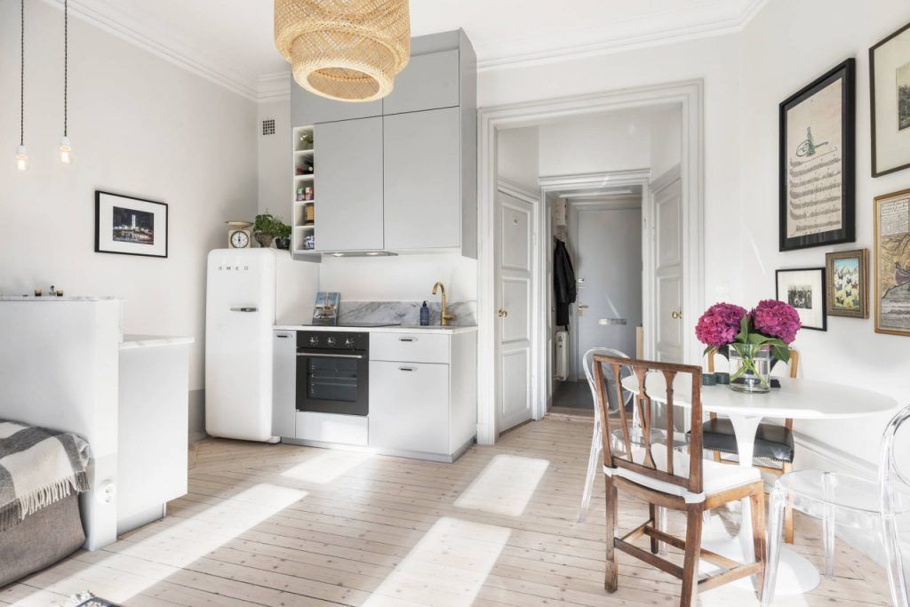 11 Open Plan Studio Apartments You Would Love To Live In Compact