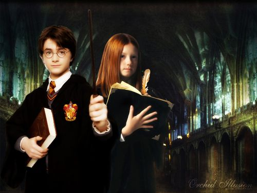 Harry And Ginny Wallpaper Harry And Ginny Harry And Ginny Harry Potter Ginny Weasley Harry