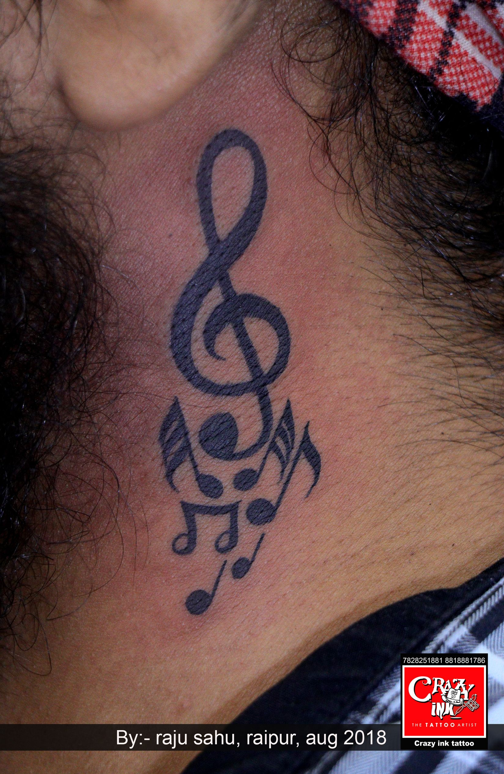 Crazy Ink Tattoo Neck Tattoo For Guys Hand Tattoos For Guys Tattoos