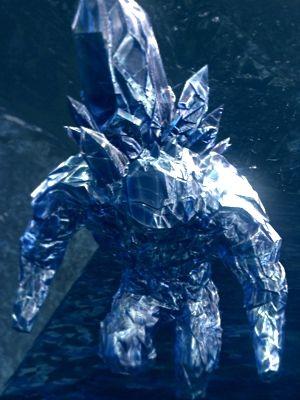 Crystal Golem Myailenpetproject Pinterest Dark Souls Crystals