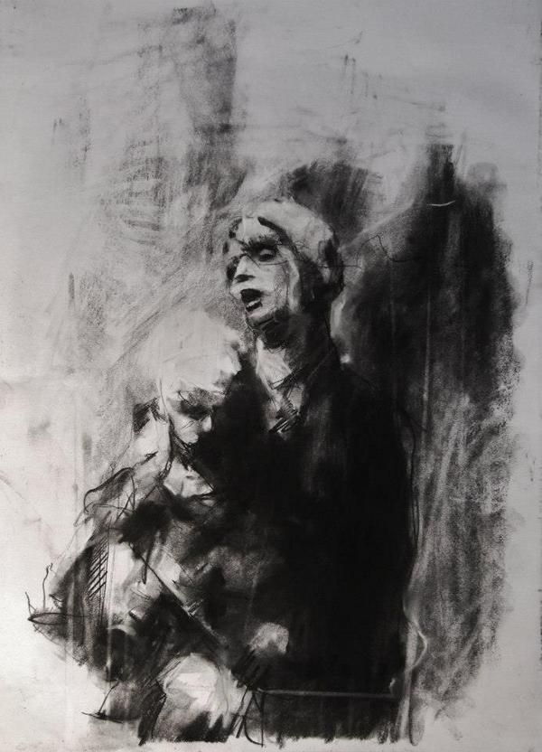 charcoal artist famous - Google Search | Art | Charcoal ...