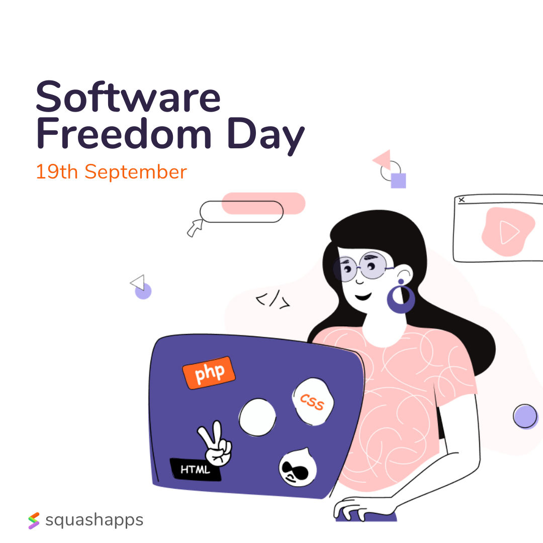 Software Freedom Day Is A Worldwide Celebration Of Free Software Organized By The Digital Freedom Foundation The Ai Freedom Day Awareness Encouragement