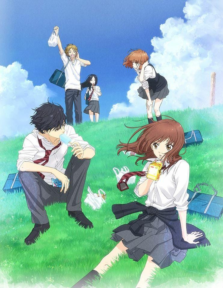 Ao Haru Ride (มีรูปภาพ) อะนิเมะ, มิตรภาพ, คู่รัก