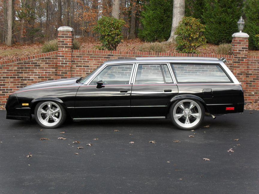 1983 Chevrolet Malibu Wagon Custom Chevrolet Malibu Chevrolet