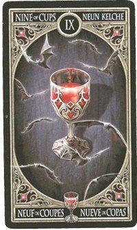 Галерея Anne Stokes Gothic Tarot – 80 фотографий