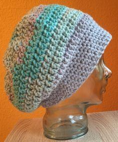 Mütze Häkeln Gratis Anleitung Auf Deutsch Crochet This Hat