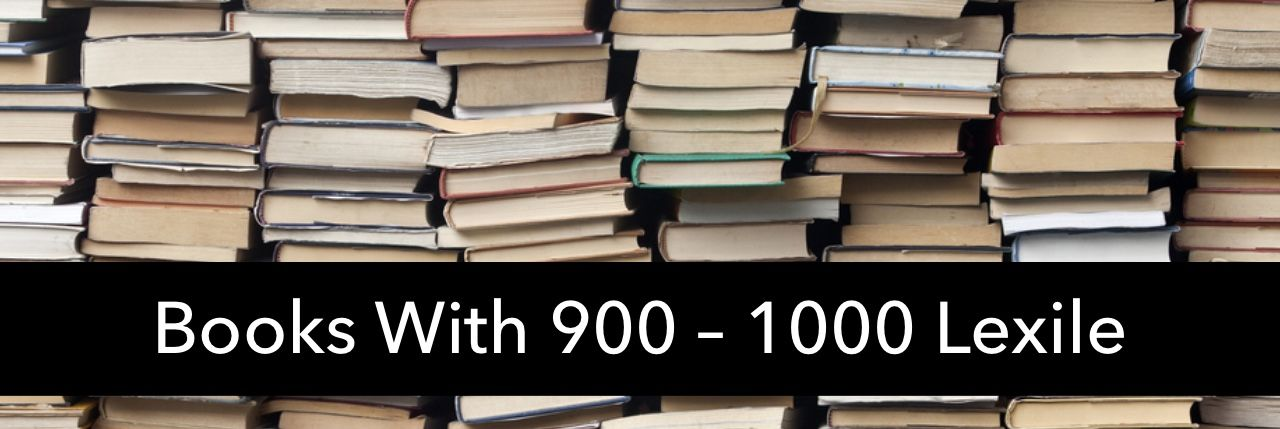 Recommended Books In The 900 1000 Lexile Range Gifted 2e