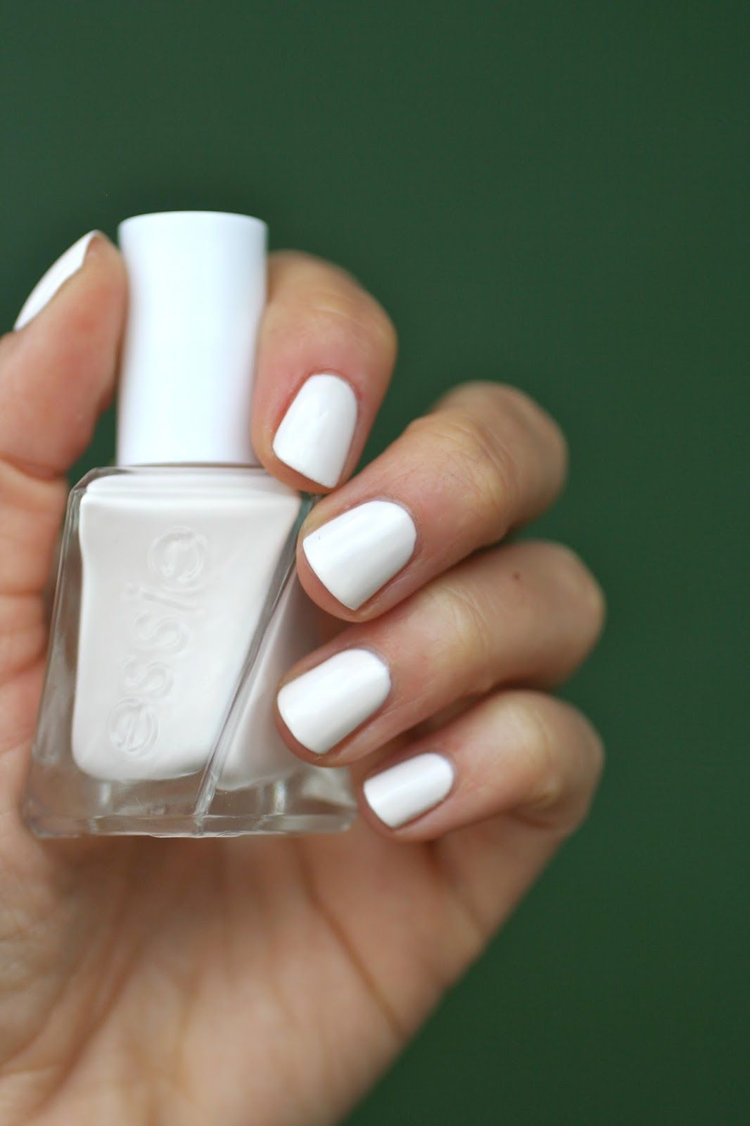 Essie Gel Couture - Pre Show Jitters | Nails | Pinterest | Esmalte