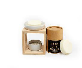 Coco Daydream Pure Soy Melts and Timber Oil Burner