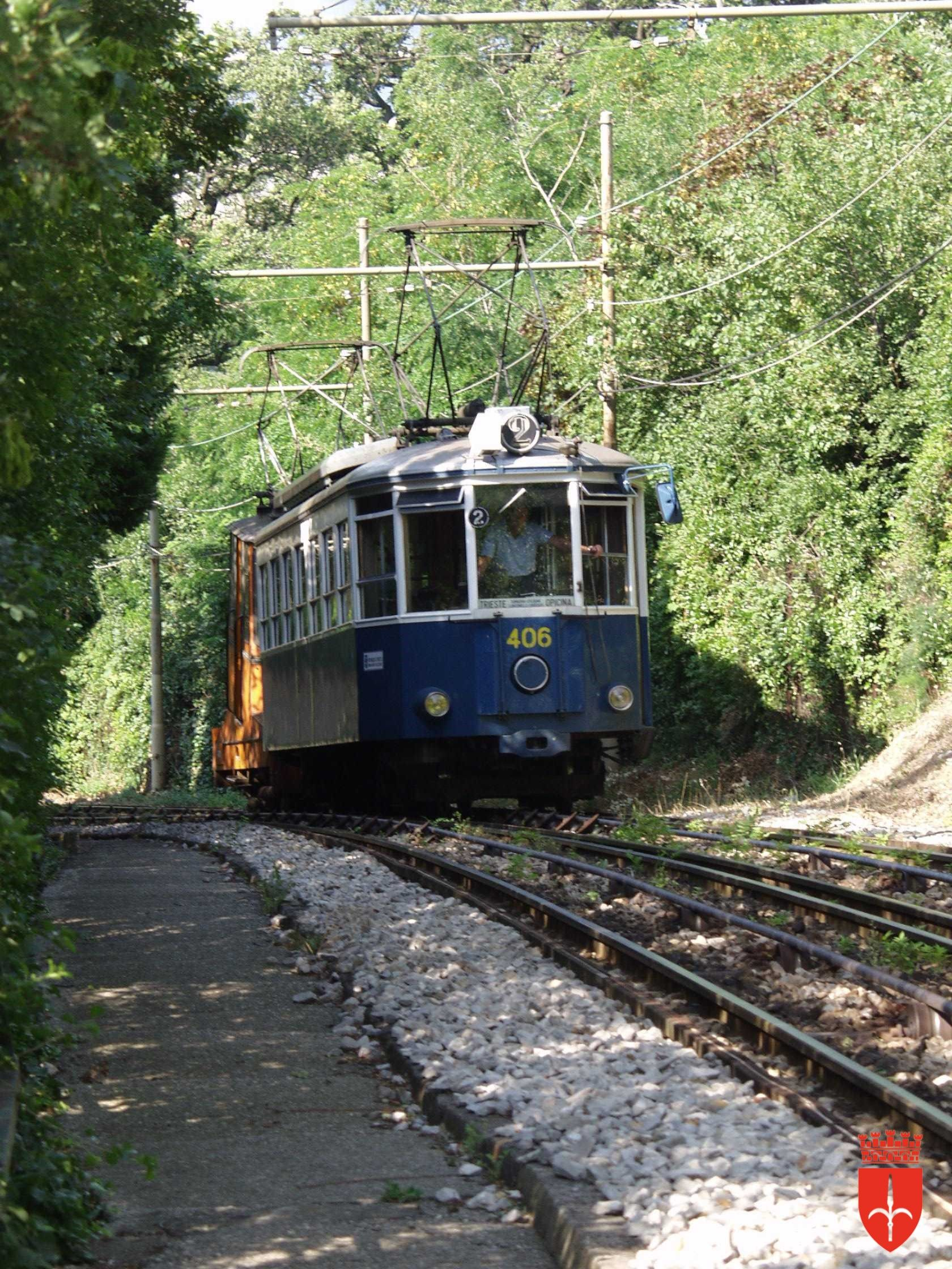 > Europe > Italy > Tramvia Trieste Opicina
