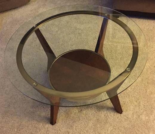 image 1 | Coffee table, Saucer chairs, End tables