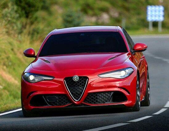 Alfa Romeo Giullia