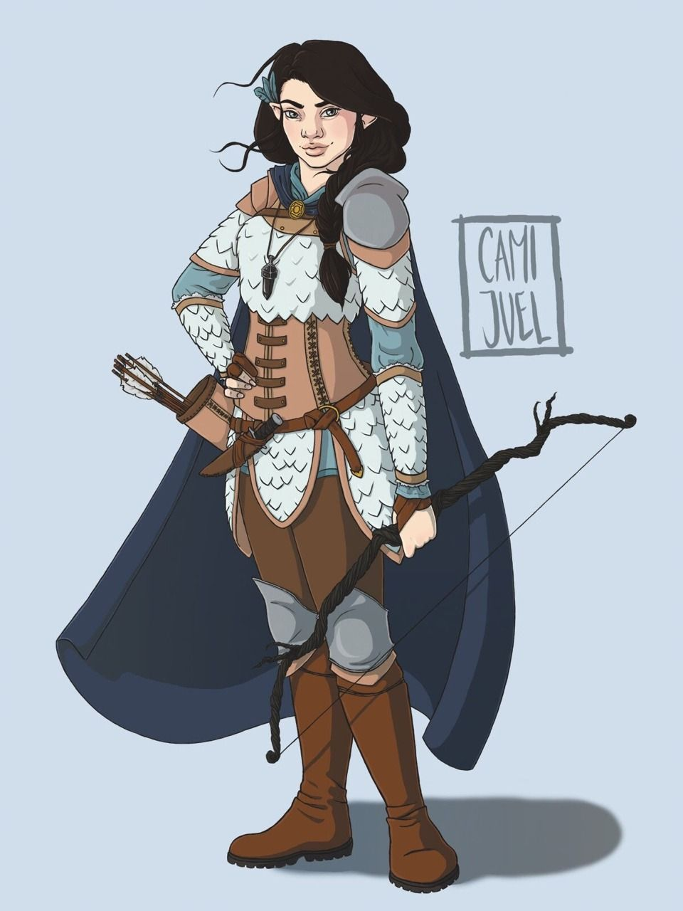 Pin By Hilary Gibson On Vex Ahlia Dragon Scale Armor Dragon Scale Armor Critical Role Fan Art Game Character Design An invoked trope, as dragons are her favored enemy. dragon scale armor dragon scale armor