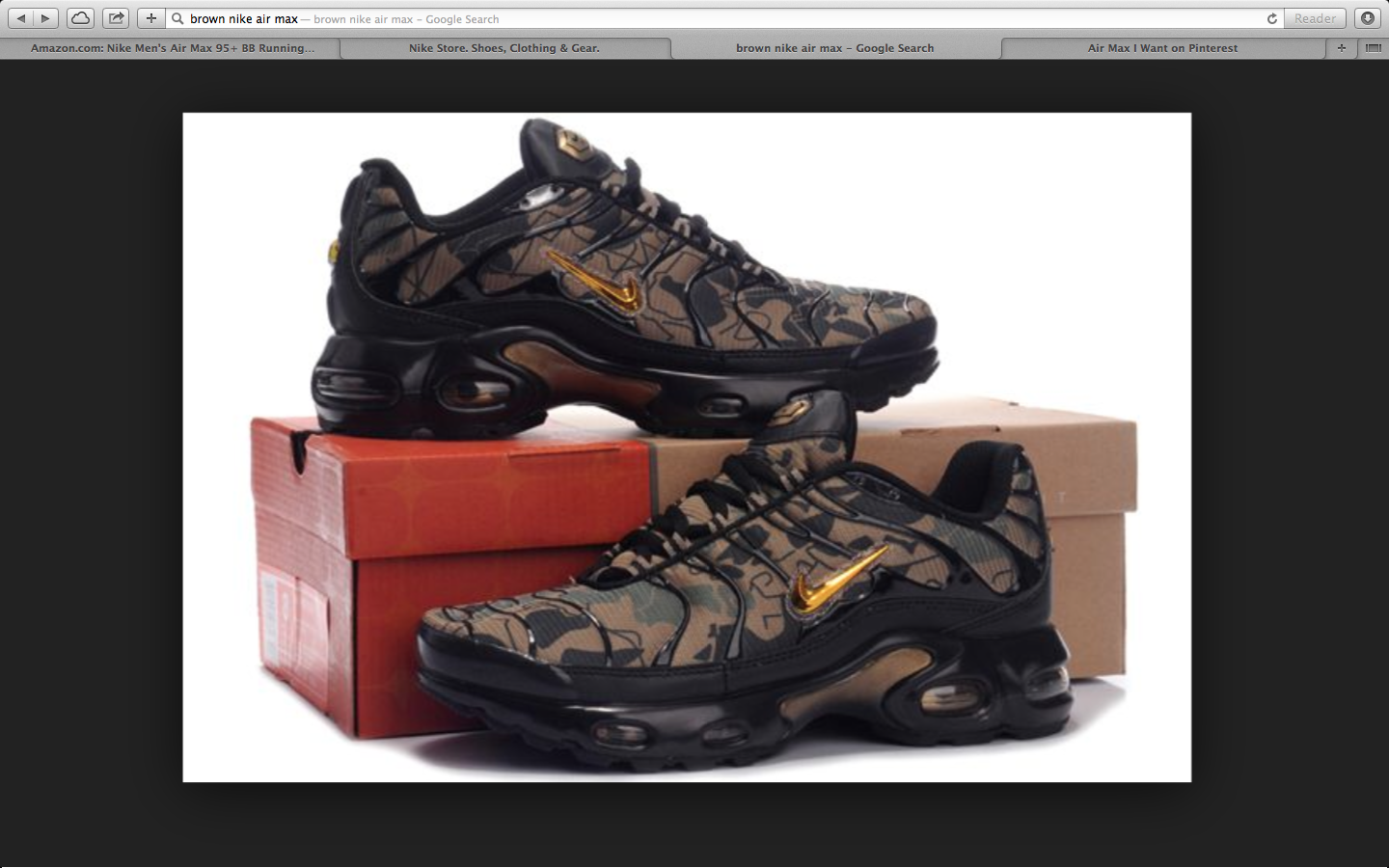 sale retailer 82a6d a5e53 ... official store camo air max tn men in black black gold nike air max tn  3226f