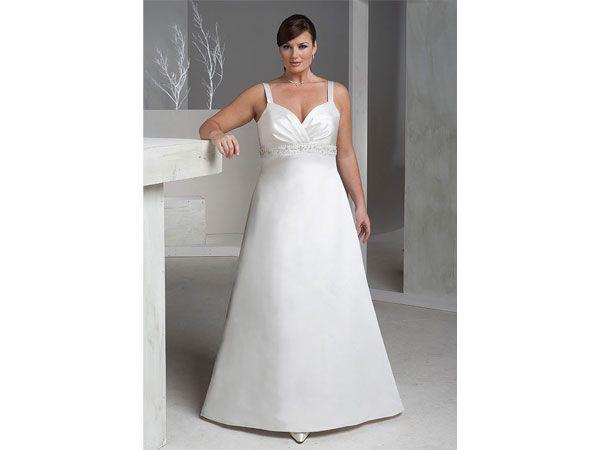Vestidos De Novia Para Tallas Grandes Dresses Wedding Dresses For Girls Wedding Dresses Simple