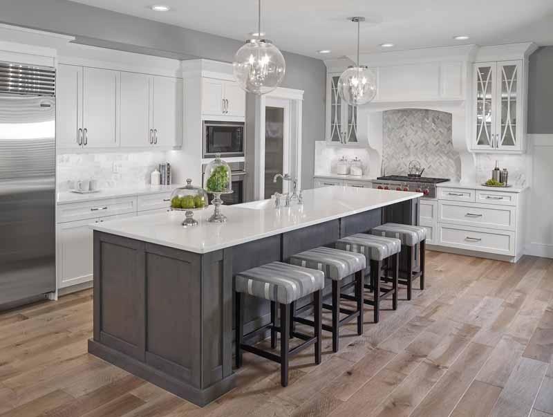 1305 Hainstock Way Sw New Homes In Edmonton Ab Kitchen Design