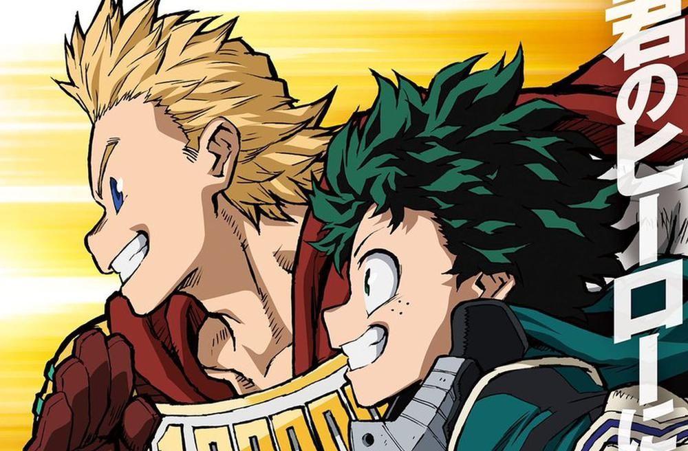 Boku No Hero Academia Temporada 4 Capitulo 1 Sub Español
