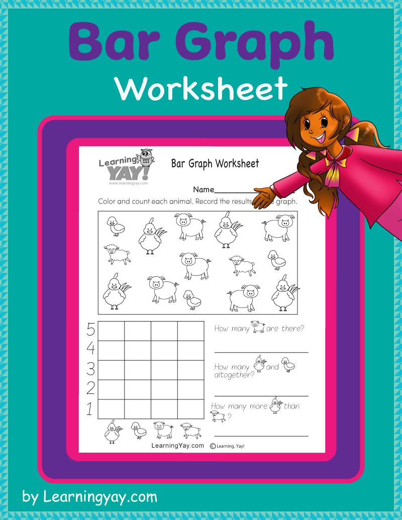 First Grade Bar Graph Worksheet In 2020 Bar Graphs First Grade Math Worksheets Graphing First Grade [ 1035 x 800 Pixel ]