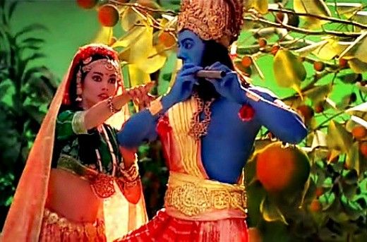 A Little Princess Rama & Sita