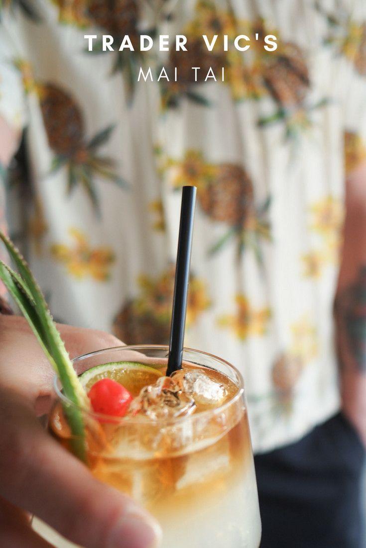how to make mai tai cocktail drink