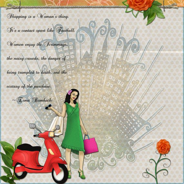 Kelly-Jo's Scraps: Summer In The City ABS June Collab