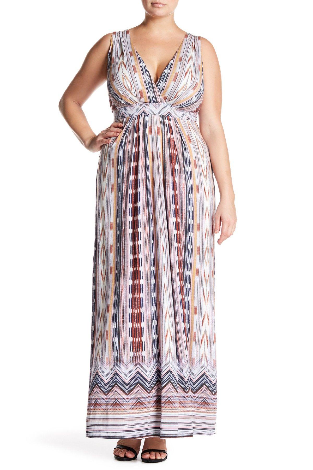Plus Size Maxi Dresses Nordstrom Rack