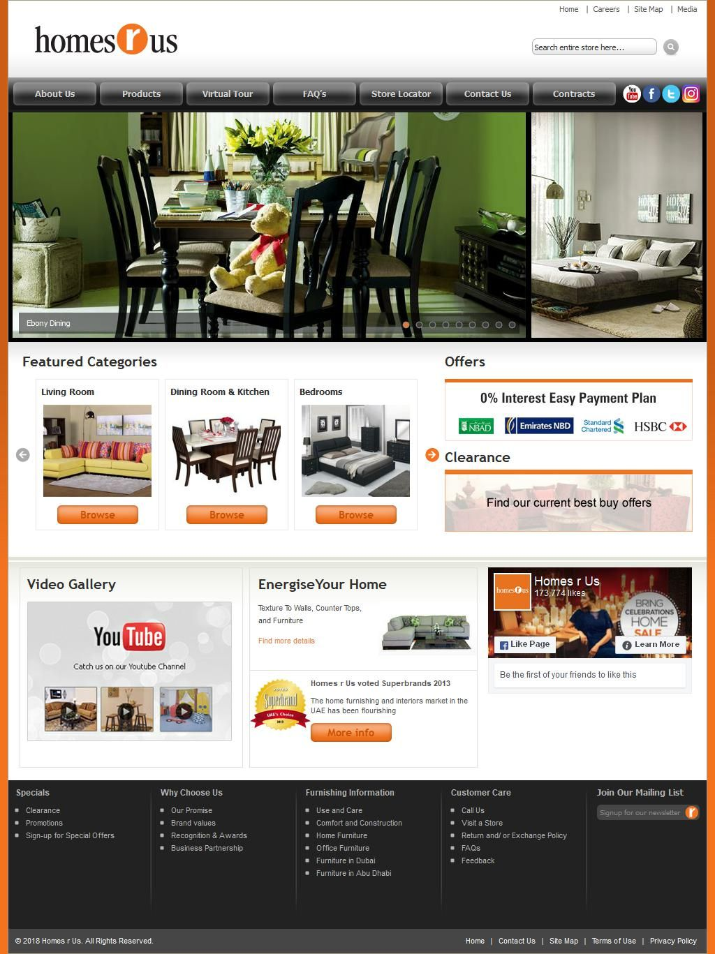 Brilliant Homes R Us Furniture Company Ibn Battuta Mall 1 Garden Download Free Architecture Designs Intelgarnamadebymaigaardcom