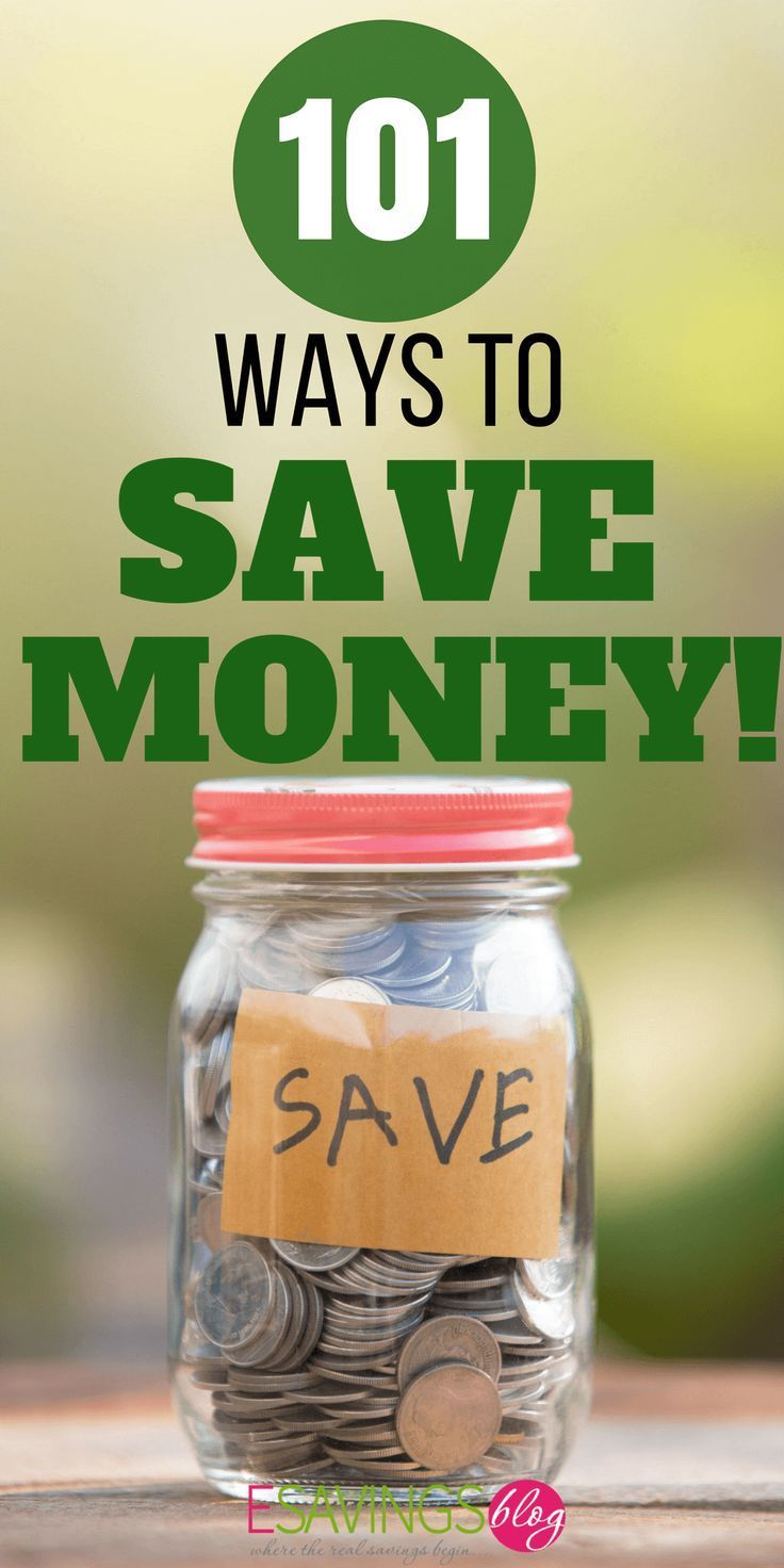 101 Ways to Save Money!! Looking for ways to save money or reduce your spending? Are you constantly going over budget? Check out these 101 Ways to Save!!