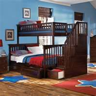 Best Loft Bunks With Stairs Choice Of Full Queen On Bottom 640 x 480