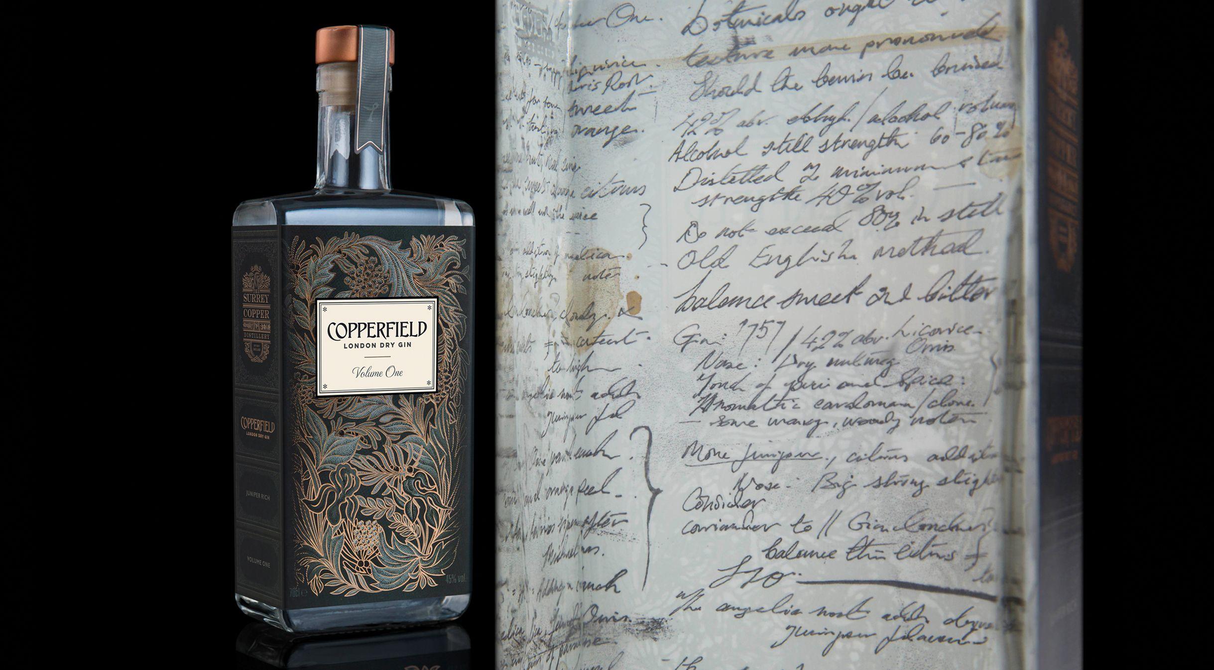 COPPERFIELD 3.jpg | packaging | Pinterest | Packaging design