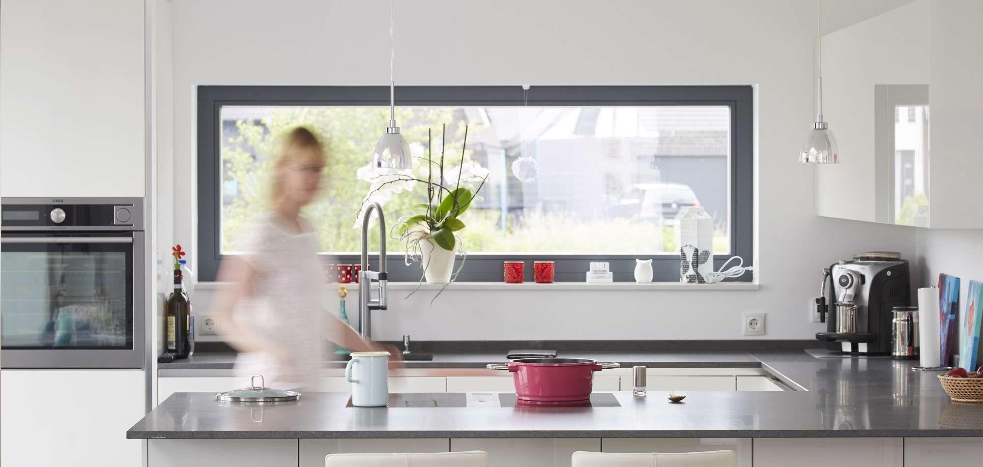 Lichtband Vorküche  Lichtband, Küchen planung, Küchenplanung