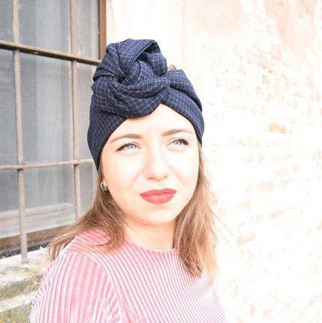 Sono entusiasta di condividere questo articolo del mio negozio  etsy  Fascia  turbante in lana b71f25e135fa
