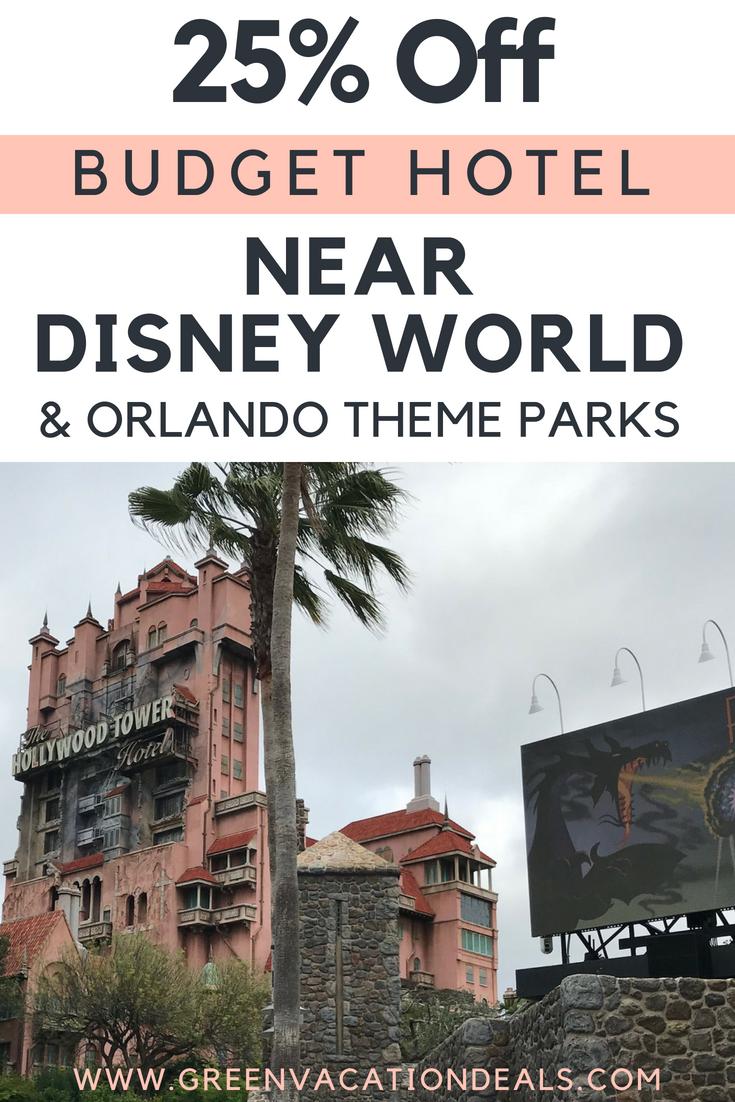 25 Off Budget Hotel Near Orlando Theme Parks The Best Of Disney