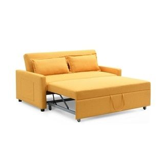 Modern Convertible Sofa with Pullout Bed - Reviews, Deals ...
