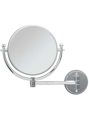 """Swing Arm Wall-Mount Mirror - 9"""" Length 