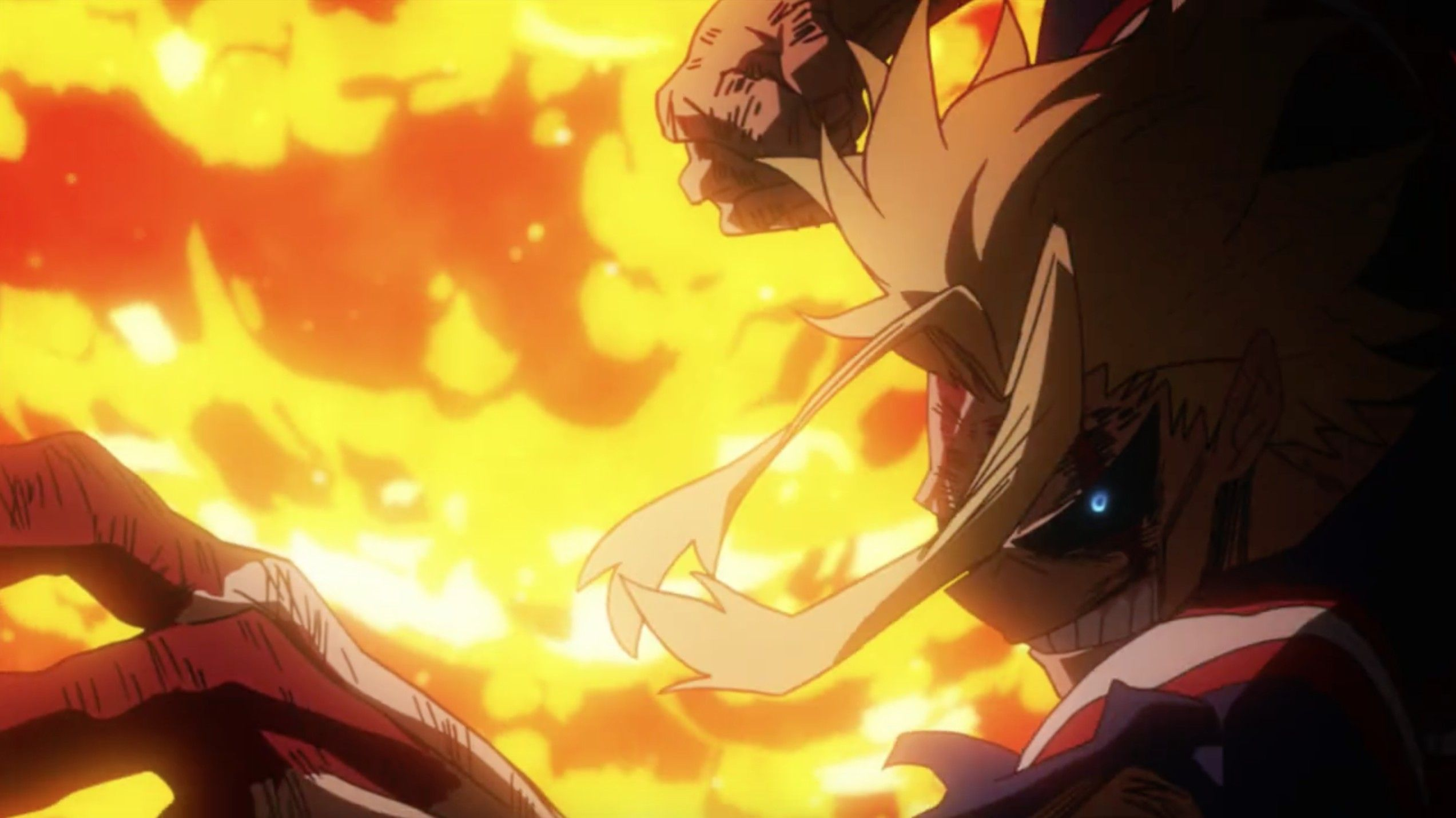 Awesome Best Anime Fights Of 2016 di 2020