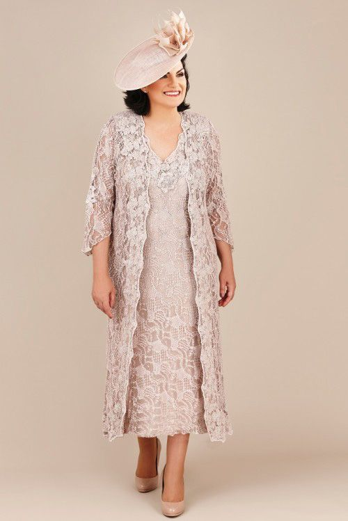 64169006015 Ann Balon Mother of the Bride Plus Size Dresses   Special Occasion Outfits