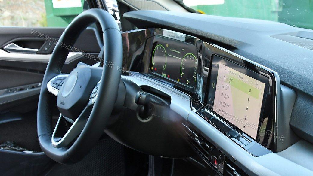 New Vw Golf Mk8 Next Hatchback Nears Production Car Magazine Volkswagen Volkswagen Interior Volkswagen Golf