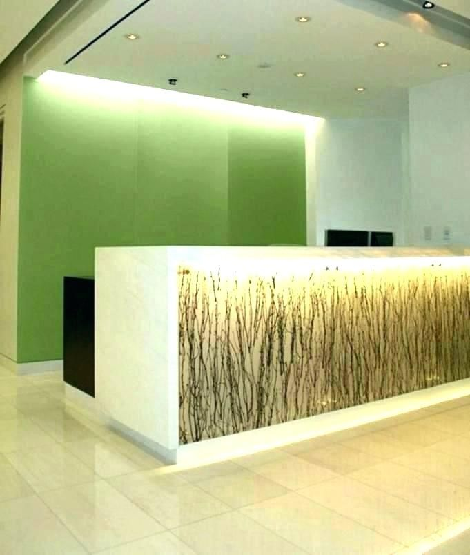 Unique Small Reception Desk Designs Ideas Beautiful Small
