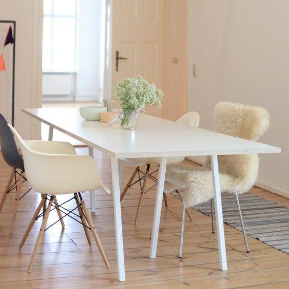 hay loop stand table Google zoeken Mooie meubels Pinterest