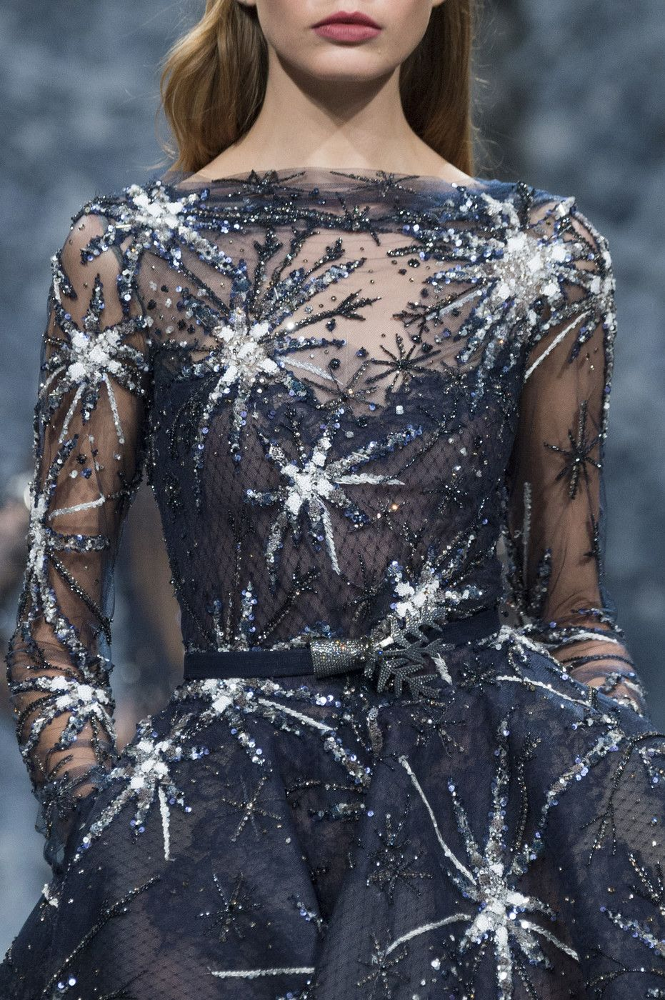 Ziad nakad at couture fall couture detail and gowns
