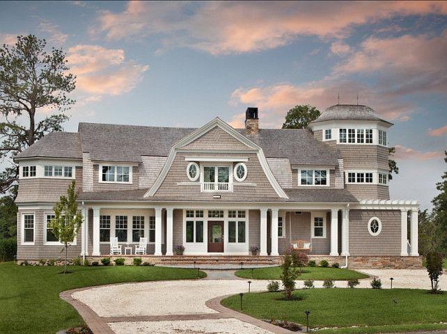 shingled style homes shingle home with coastal interiors shinglehomes - Coastal Home Design