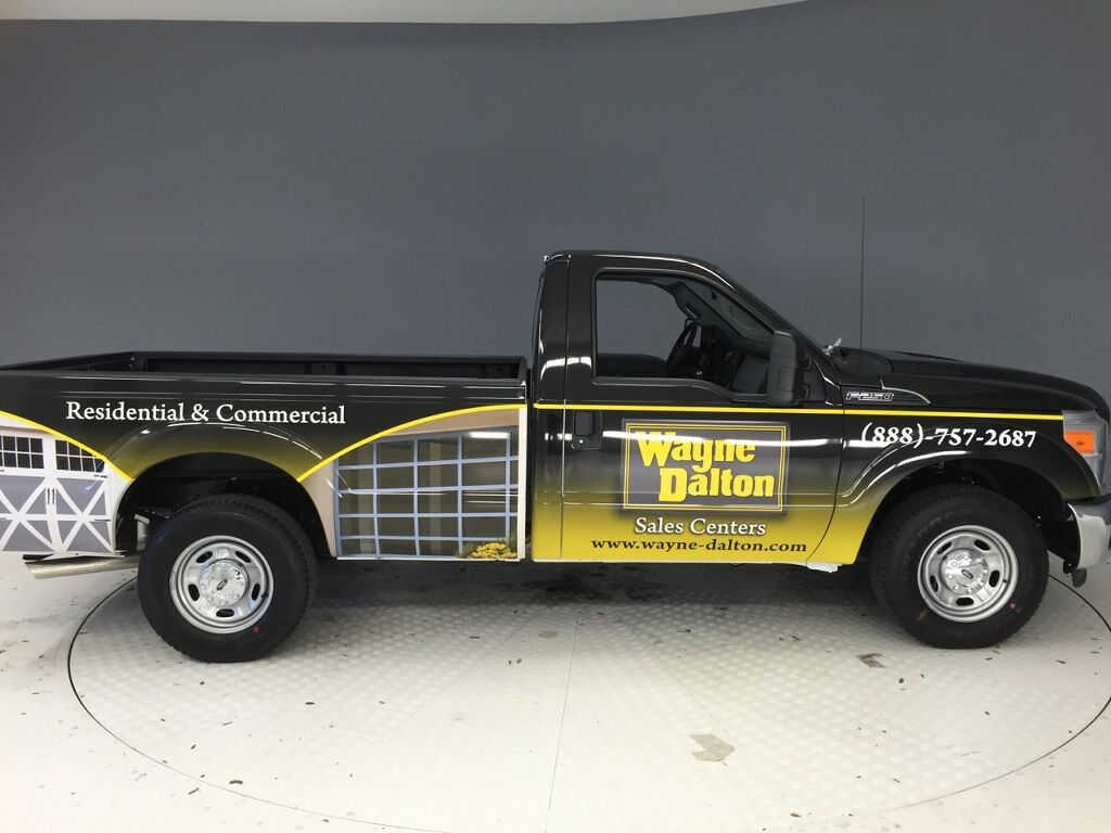 Another one for the fleet! Ford F250 Super Duty with