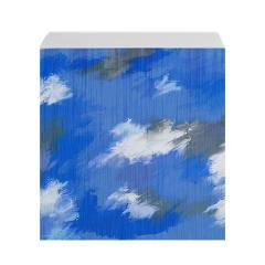 Abstract Clouds Sticky Notes